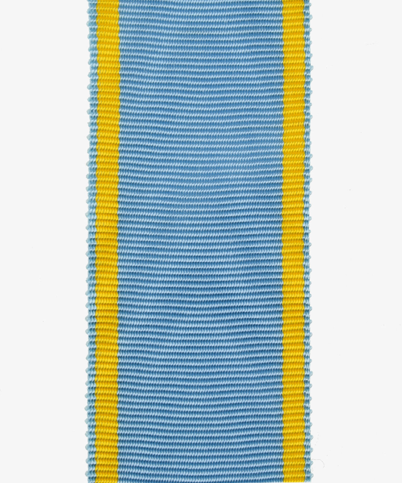 Germany, SAXONY, Kingdom. Ribbon for the Silver Medal of the Military Order of St. Henry